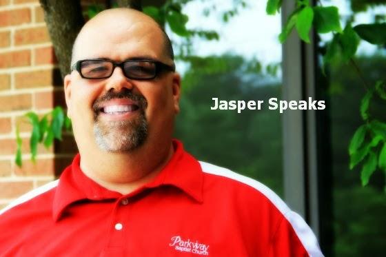 Welcome To Jasper Speaks