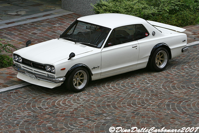 Fast And Furious 5 Fast Five Hakosuka Gtr Story Behind The Car