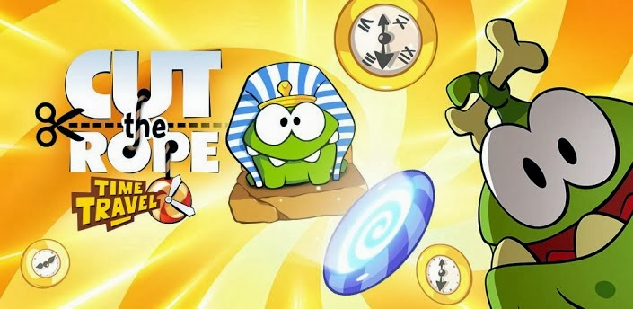 Cut the Rope Time Travel HD v1.2