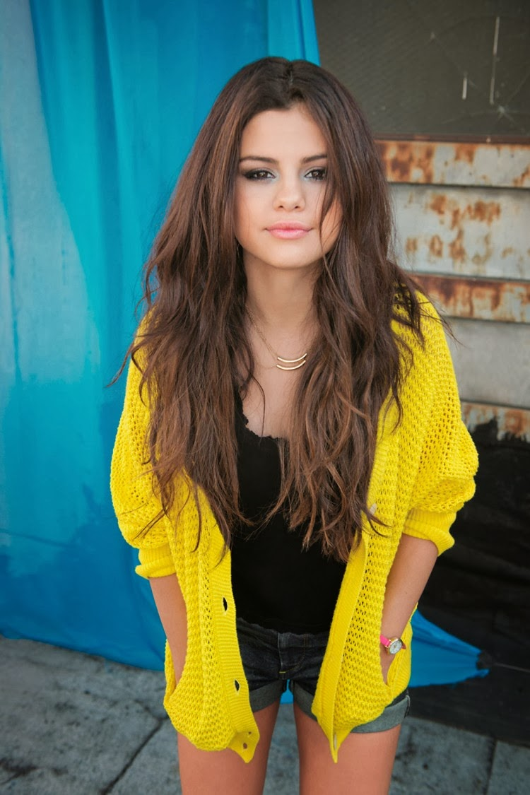 Selena Gomes HQ Pictures Dolly Magazine Photoshoot March 2014