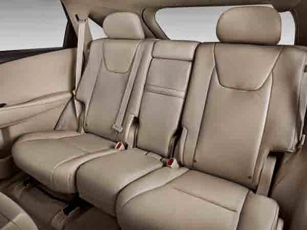 2015 Lexus RX 350 Redesign