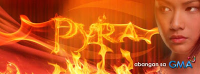 Pyra: Ang Babaeng Apoy Fantasy Drama GMA Network | Pyra: The Fire Woman Filipino Telenovela GMA Entertainment TV Group