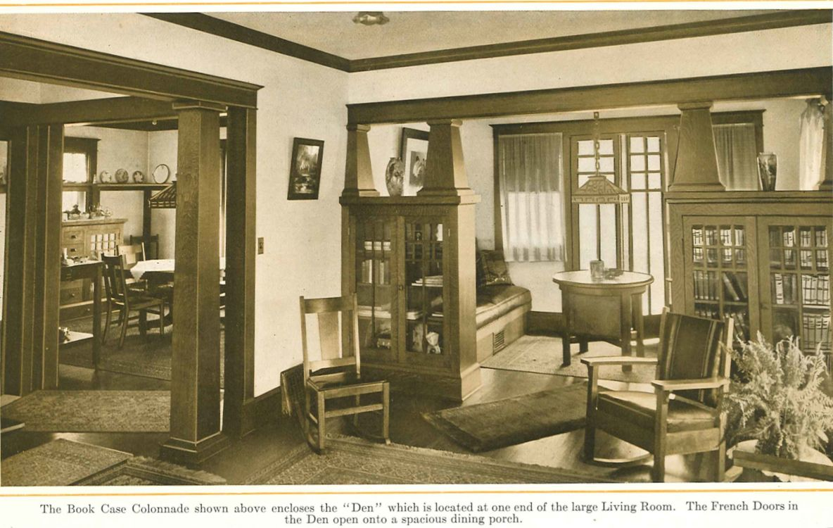 Laurelhurst Craftsman Bungalow: Period Book: The Home