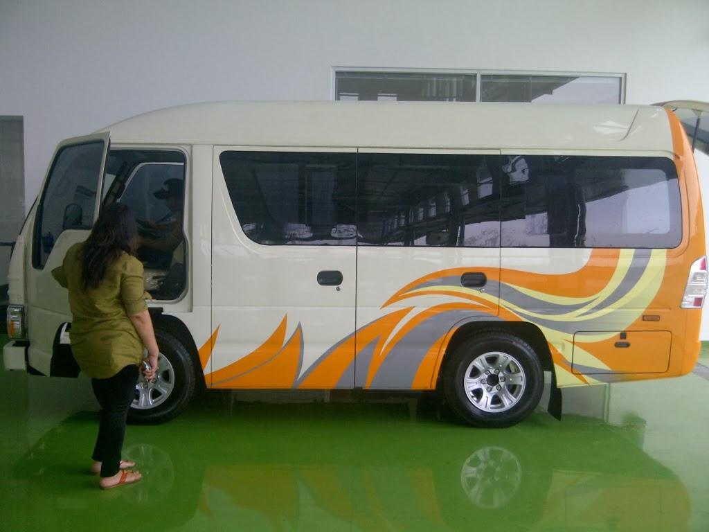 Kredit Isuzu Elf Microbus Paling Murah