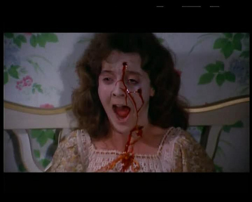 Piper Laurie hams it up as a southern belle haunted by her dead boyfriend in ...