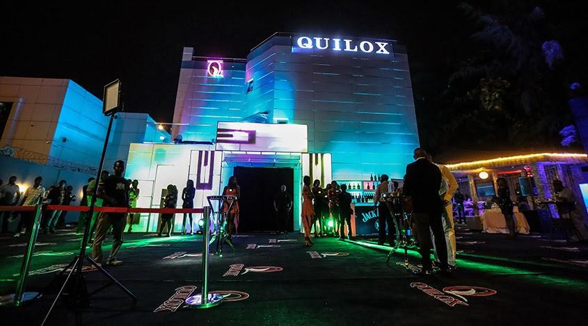 CLUB QUILOX  Victoria Island, Lagos