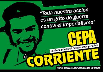 """""""Toda nuestra acción es un grito de guerra contra el imperialismo"""""""