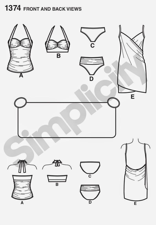 happilycaffeinated: Swimsuits.
