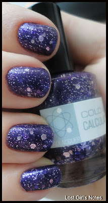 nerd lacquer cold and calculating