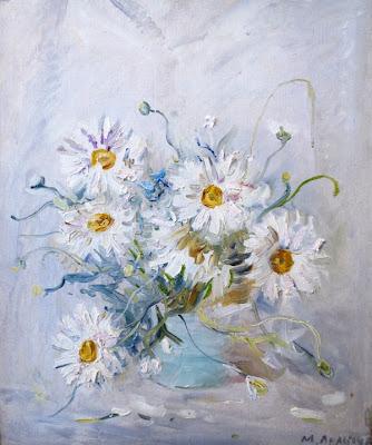 Марина Минская-Лельчук, живопись