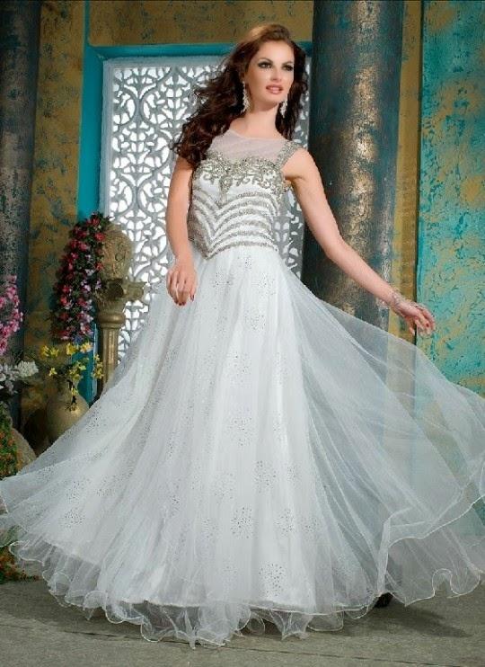 Wallpapers World: Top Beautiful Women Frocks & Gowns ☆ Desipixer ☆