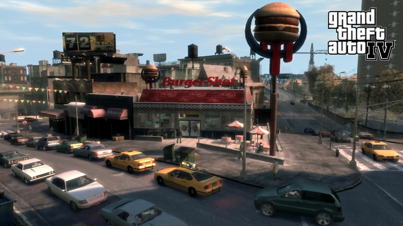 Download Grand Theft Auto IV (GTA 4) Pc Game Free ~ Gamex ...