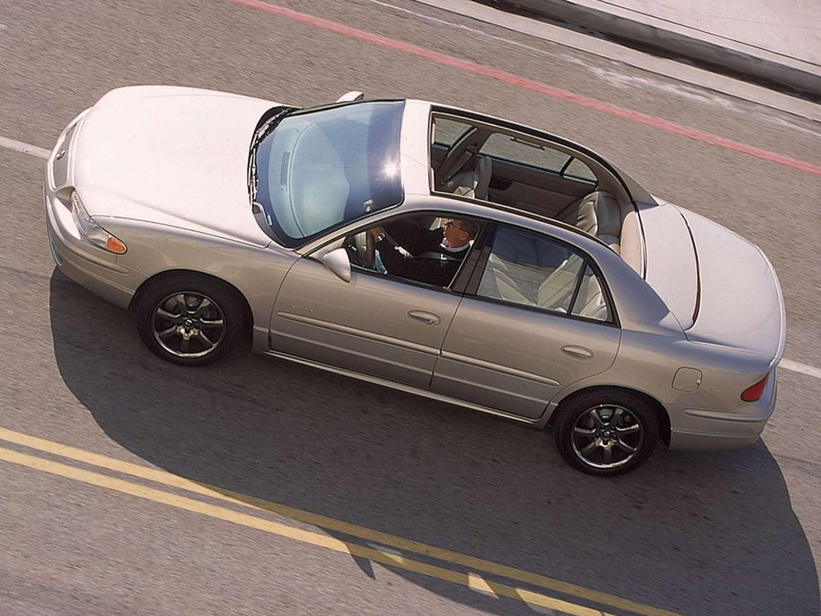 Buick regal cielo concept 2000