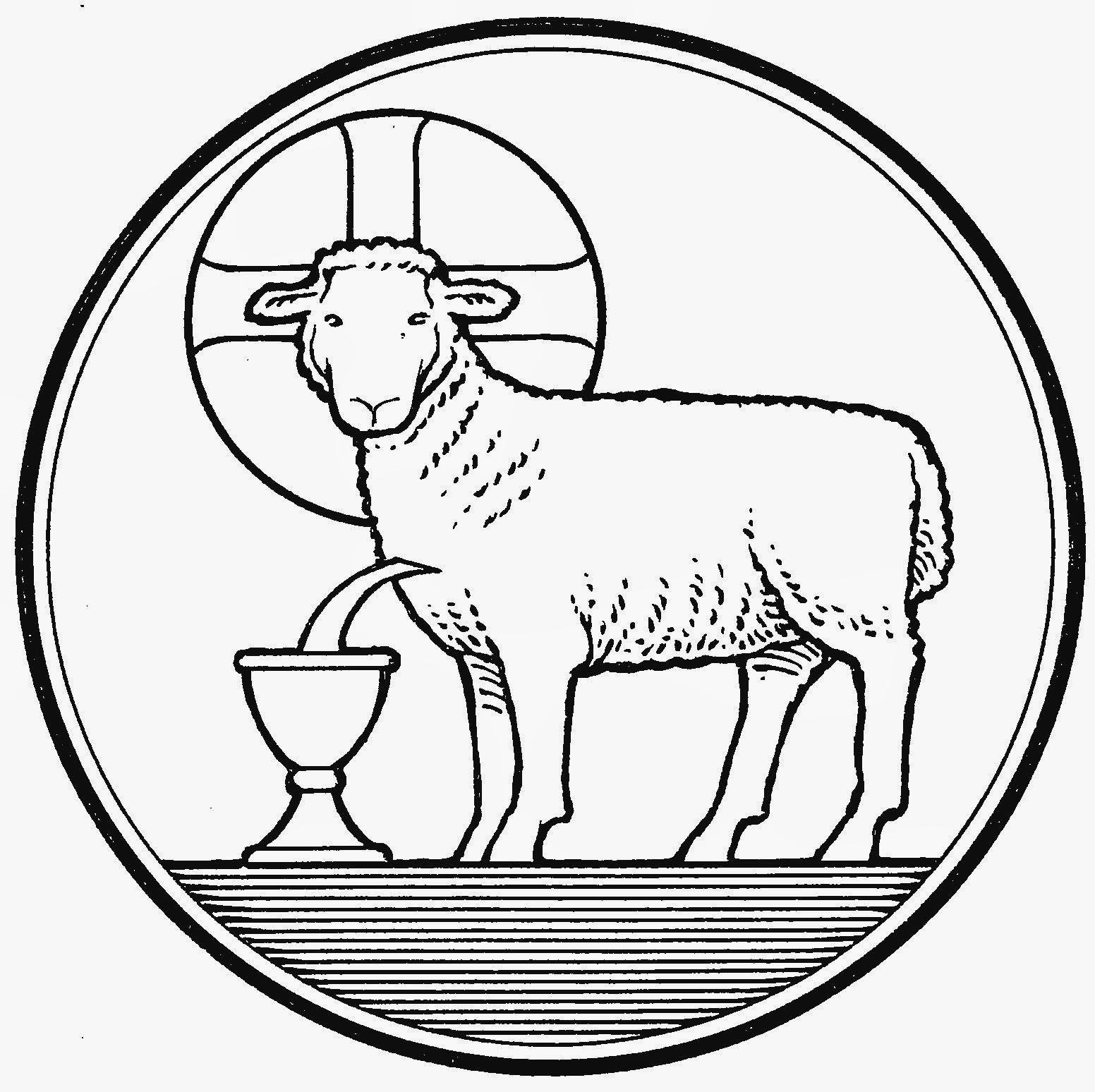 clipart jesus lamb of god - photo #42