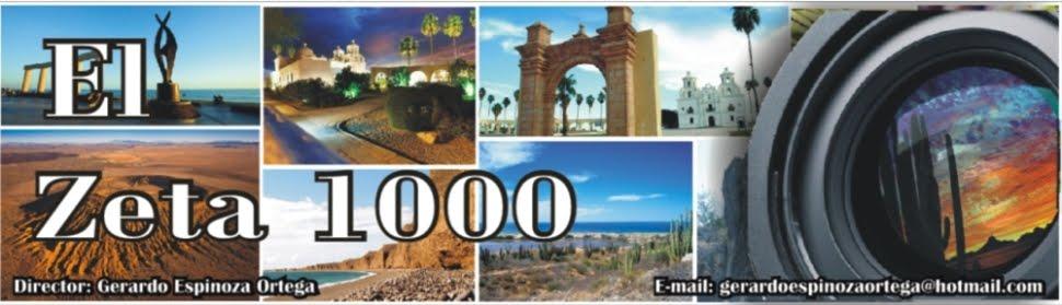 EL ZETA 1000 Noticias de Caborca