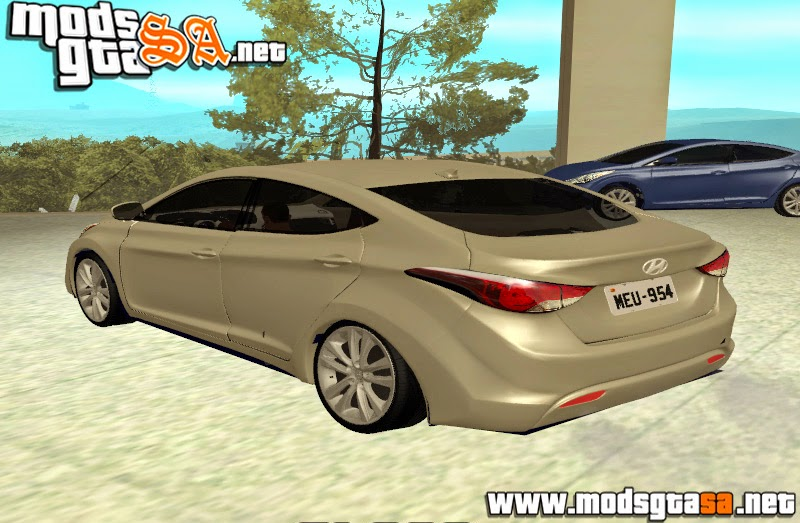 SA - Hyundai Elantra 2012