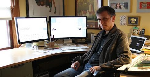Pepe Pilato, fundador y autor actual de Ximinia | Ximinia