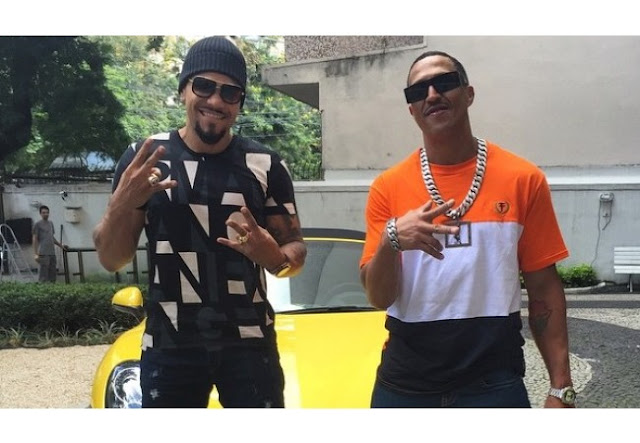 Benny e Brown é o novo single do Naldo em parceria com o Mano Brown #Ouça
