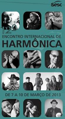 Encontro Internacional de Harmônica