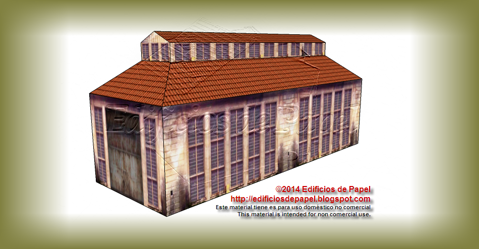 Double roof with windows