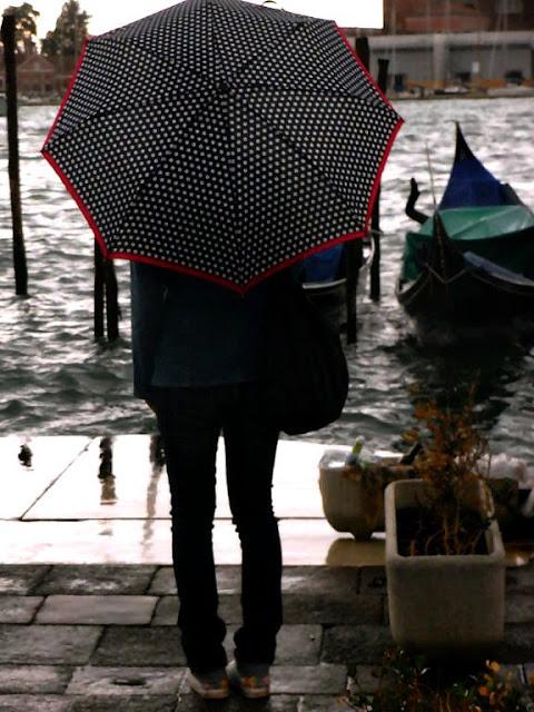 Venedig-im-Regen