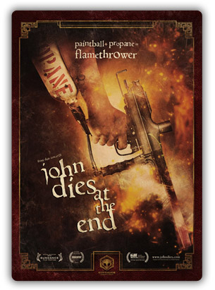 John Dies At The End (2012) HDRip.XviD.HS / Napisy PL