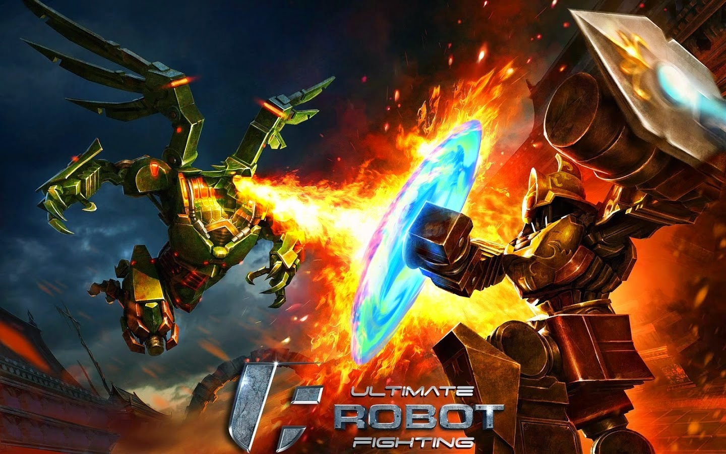 Ultimate Robot Fighting 1.0.64 MOD APK [Unlimited Money]