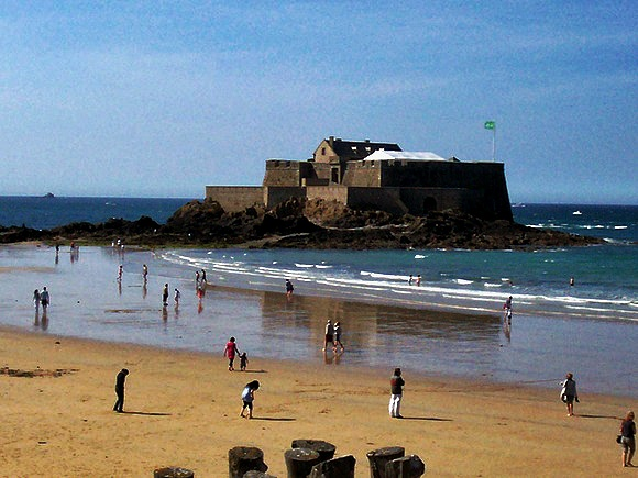 Saint Malo Fort National