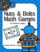 https://www.teacherspayteachers.com/Product/Nuts-Bolts-Math-Games-1068928