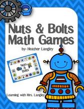 https://www.teacherspayteachers.com/Product/Nuts-Bolts-Math-Games-1068928