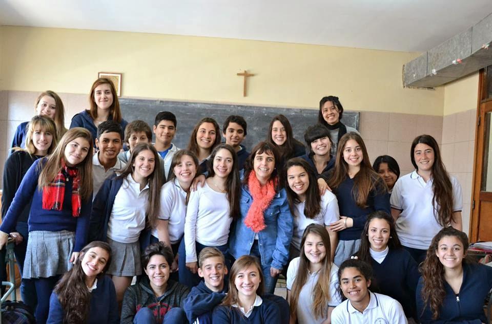 Cuarto B Humanidades 2013