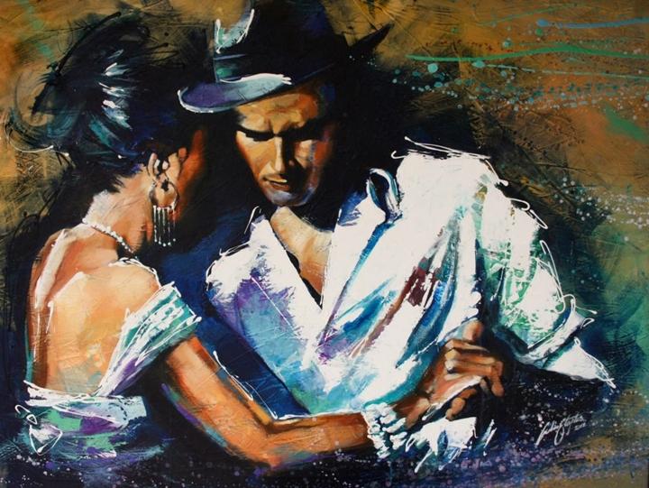 Colin Staples Colin+Staples+1959+-+Argentine+Figurative+and+Portrait+painter+-+Tutt%27Art@