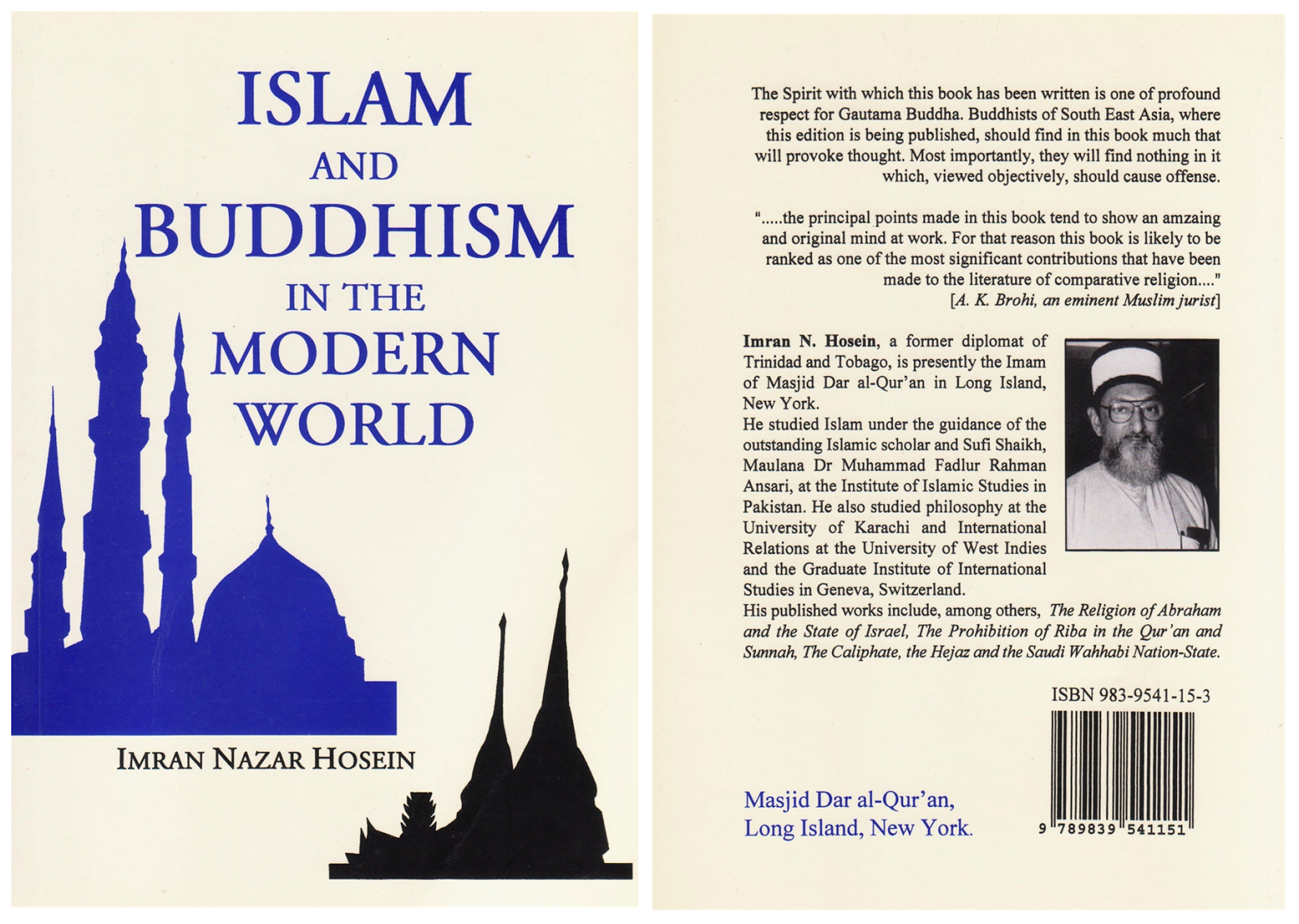 Islam and Buddhism in the Modern World