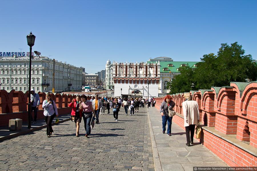 Кутафья башня | The Kutafiya Tower (Predmostnaya)