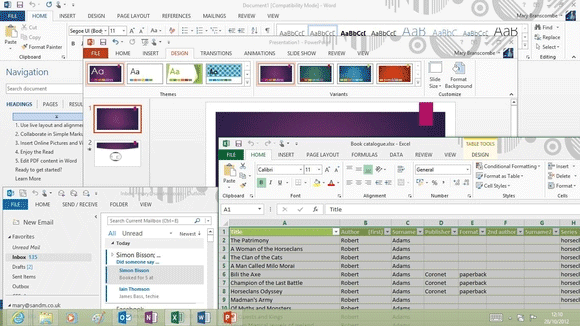 download microsoft office 2013 for windows 8