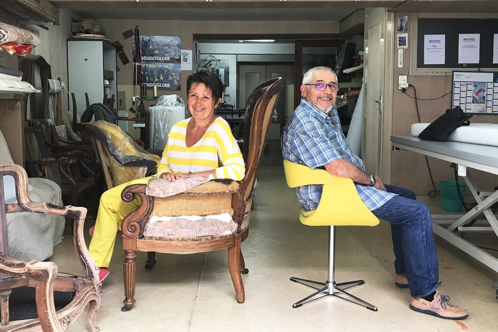 Marie et Pascal Gobin