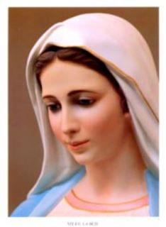 Mamma MAria Proteggici con Il tuo MAnto di Misericordia