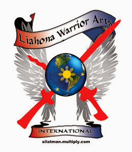 THIS BLOG WAS BROUGHT TO YOU BY : Liahona Warrior Arts International
