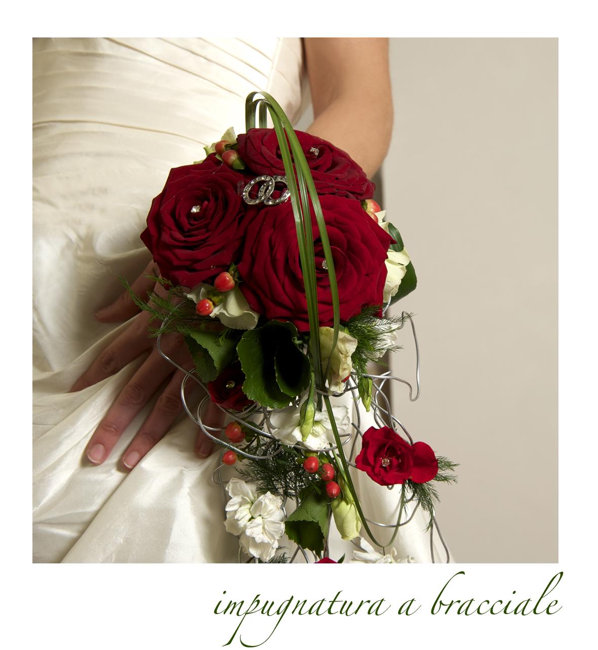 Bartoli garden speciale sposi 2011 bouquet classici e for Fiori con la l