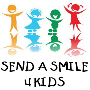 Send a smile for kids