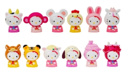 Hello Kitty Chinese Zodiac Keychain toys