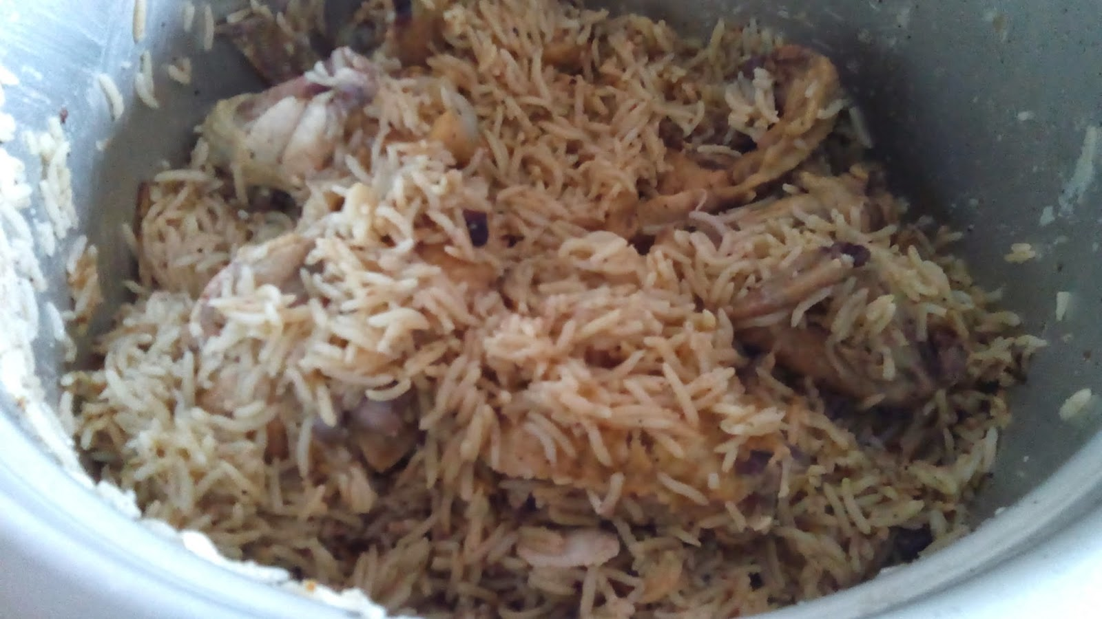 afira blogging lifestyle: #nasi arab homemade