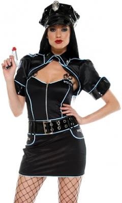 Fotos, dicas e imagens de modelos de Fantasias de Policial Femininas