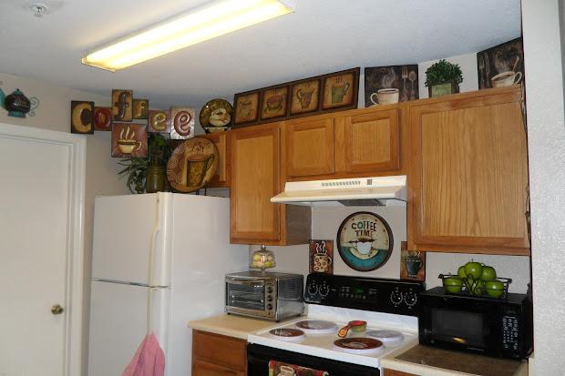 Coffee Theme Kitchen Decor Accessories