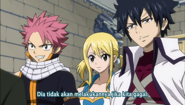 Anime Video FairyTail 164 Terbaru 2013