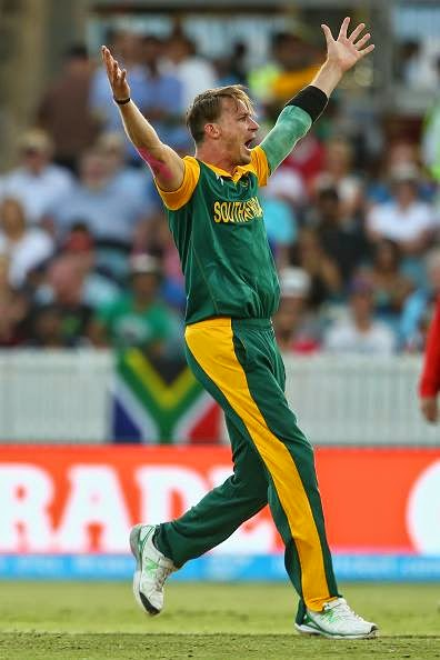 South Africa beat Ireland by 201 runs