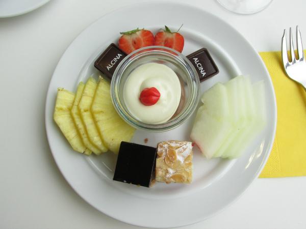 ALCINA Blogger Event Desserts