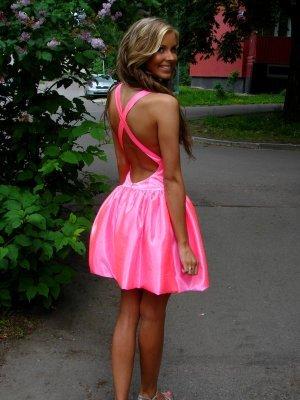 NEON Cocktail Dresses NEON Prom #2: 2012 NEON DRESSES (25)