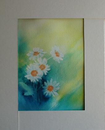 Rita Vaselli Watercolors Versare Il Colore Proviamo Insieme