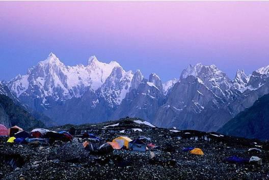 Concordia Base Camp
